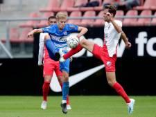 Huiberts debuteert bij PEC Zwolle: 'Ja, op deze dagen denk ik aan mijn vader'