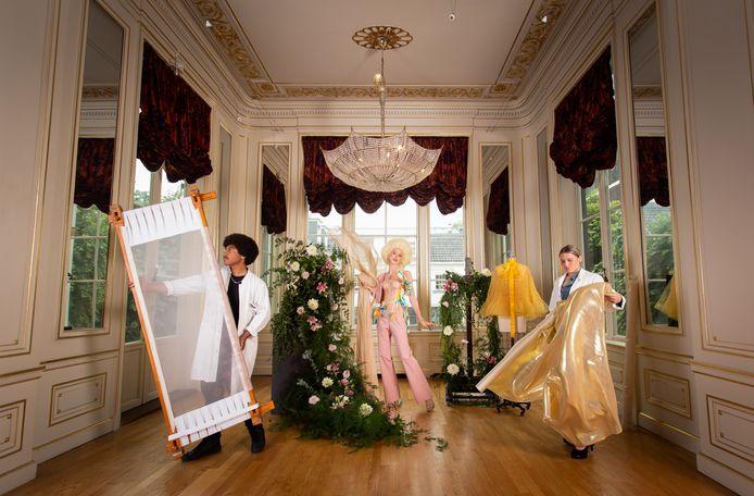De tentoonstelling zal te zien zijn in Het Paleis in Den Haag.