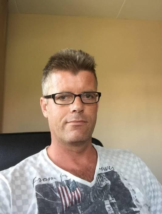 Organisator Marcel van Eenennaam vreest dat de zwemtocht dit jaar niet doorgaat.