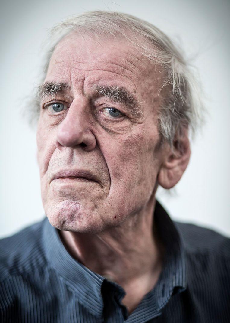 Schrijver Jeroen Brouwers. Beeld Hollandse Hoogte / Maikel Samuels