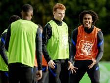 Joshua Zirkzee: balend in Italië, blunderend tegen Ajax, nu gids van Jong Oranje