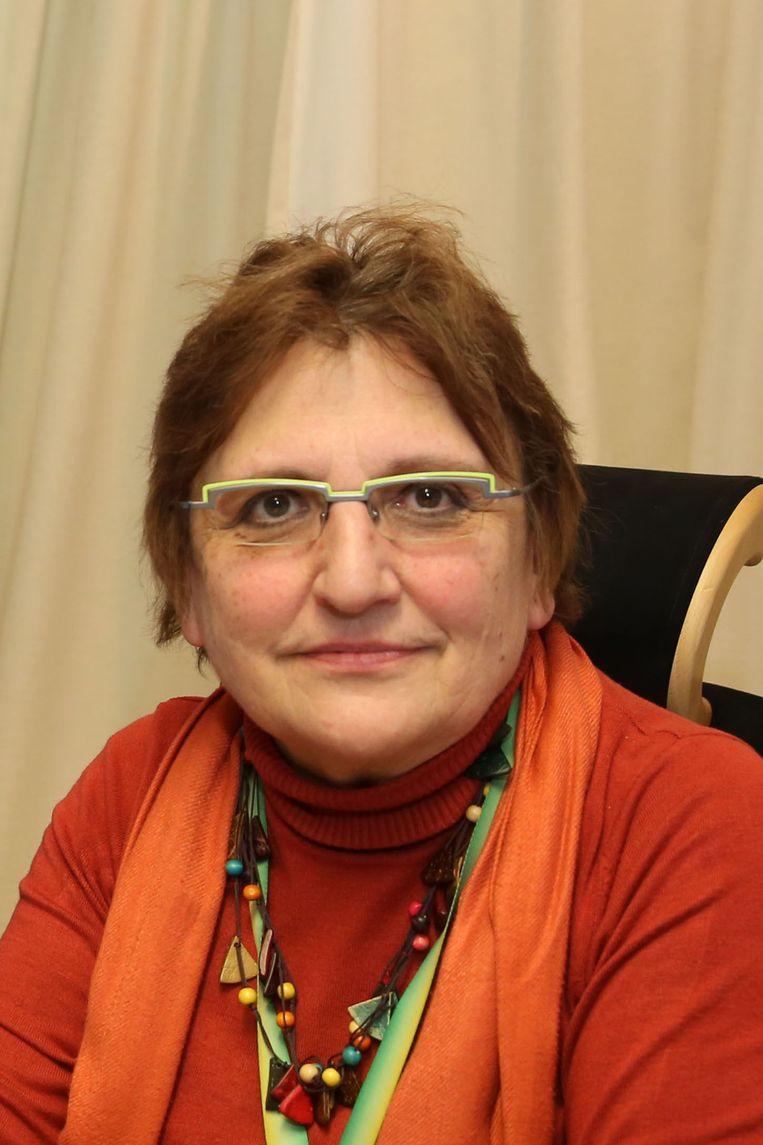 OCMW-voorzitster Marie-Rose Harnie (CD&V).