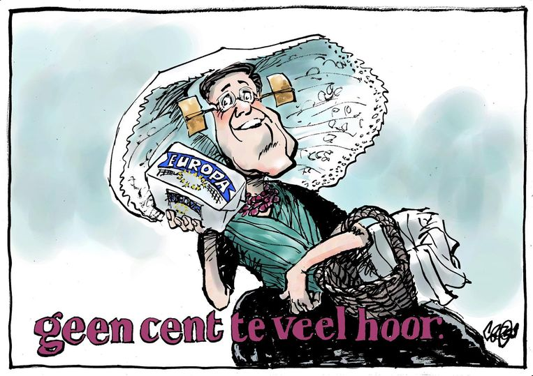 Jos Collignon - Geen cent te veel hoor Beeld Collignon