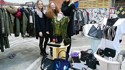 Bekende modebloggers verkopen collectie voor een prikje op de Citadel