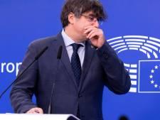 """Le Parlement européen lève l'immunité de Carles Puigdemont: """"Un jour noir pour la liberté"""", dénonce Bart De Wever"""