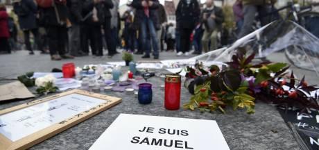 Franse minister: Er is een fatwa uitgesproken tegen onthoofde leraar