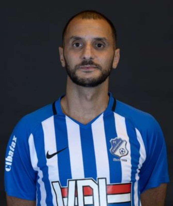 Oualid Saadouni is er niet bij.