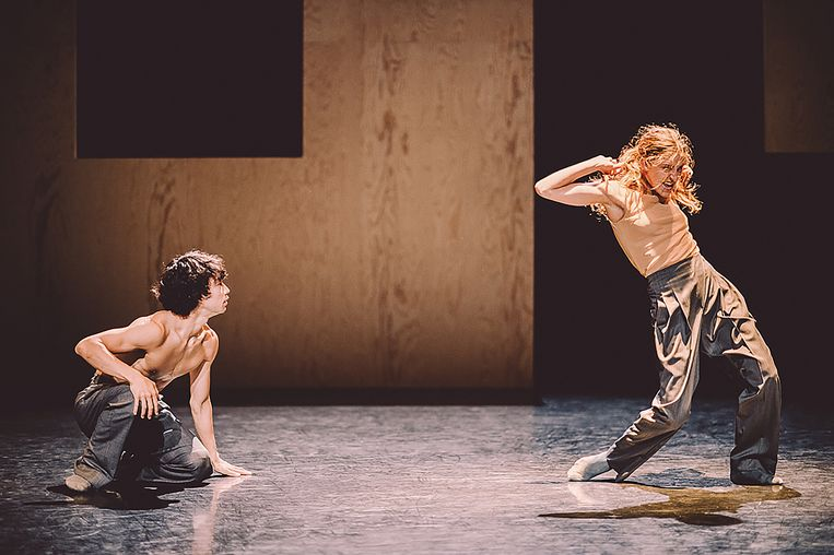 Tell Your Mom You Love Your Skin van Noorse choreograaf wordt overklast door de herneming van Bedroom Folk. Beeld Rahi Rezvani