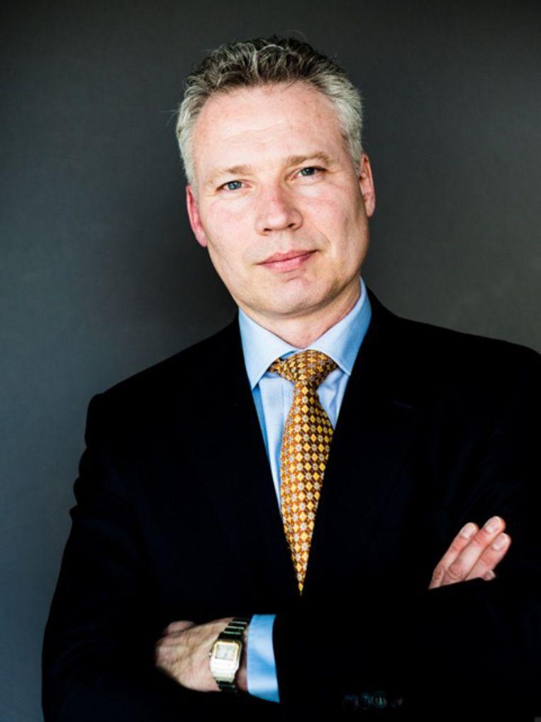 Marc van Zanten Beeld -