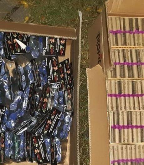 Jongen (18) heeft in Zwartsluis vuurwerk in huis met slagkracht van 150 handgranaten