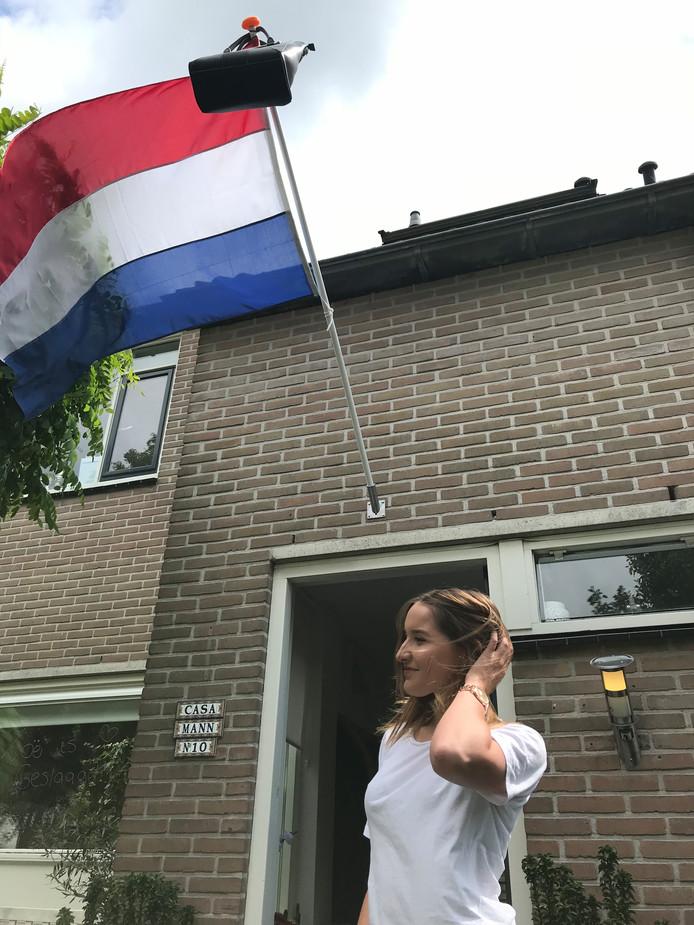 Zoë Mann uit Montfoort is geslaagd.