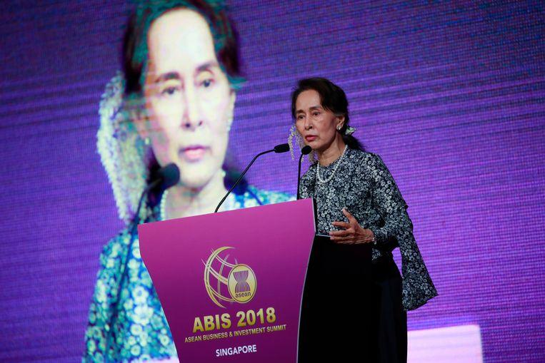 Het stilzwijgen van Aung San Suu Kyi over het onrecht tegen de Rohingya is één van de redenen waarom Amnesty haar status als Gewetensambassadeur niet langer kan rechtvaardigen.