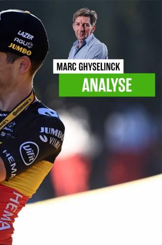 """Onze chef wielrennen keek wéér met grote ogen naar Wout van Aert: """"Hij begint een klein beetje op Eddy Merckx te lijken"""""""