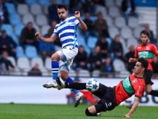 KNVB verplaatst twee duels van De Graafschap