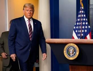 President Trump uitgeroepen tot winnaar in staat Alaska