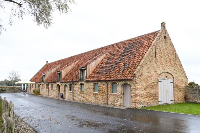 De huisbrouwerij van Koksijde in de middeleeuwse abdijhoeve Ten Bogaerde.
