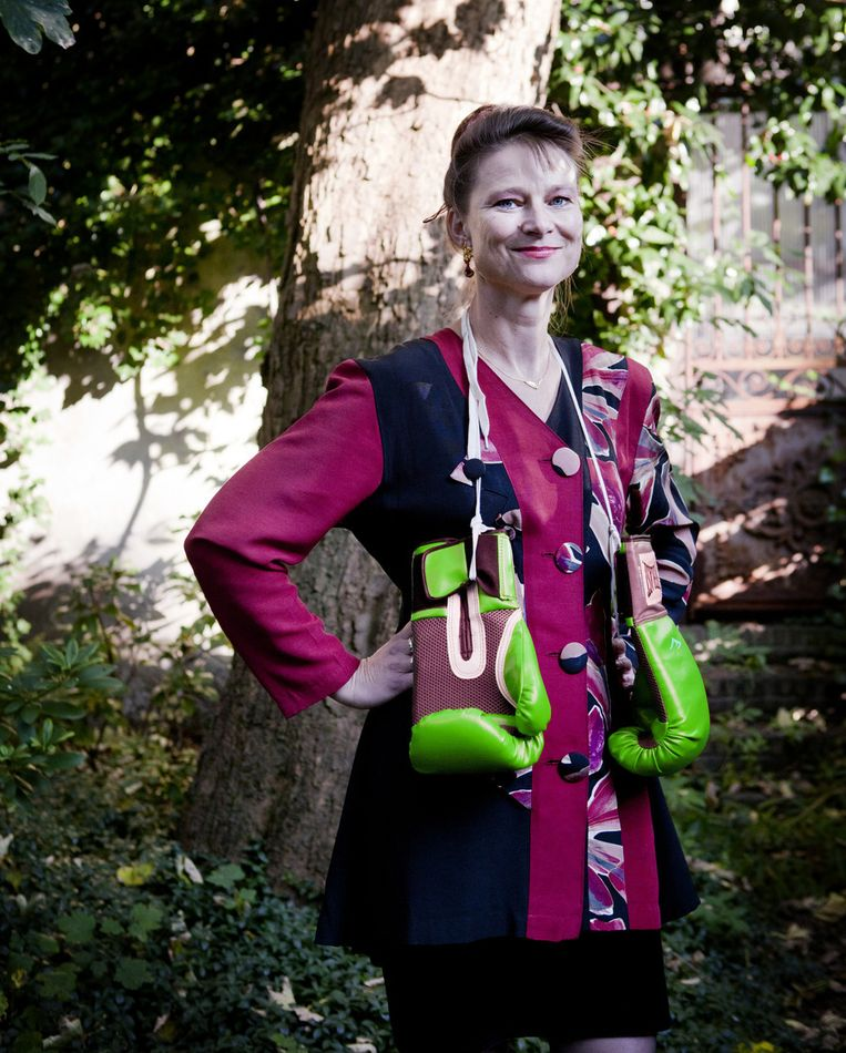 Marjan Minnesma staat op de eerste plaats in De duurzame 100. Foto © Jörgen Caris Beeld