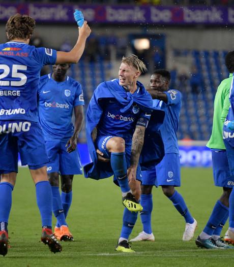 Ook KRC Genk te sterk voor Anderlecht
