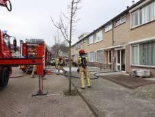 Woningbrand in woonwijk in Best snel onder controle, niemand gewond