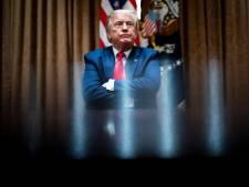 Trump tekent voor sancties tegen medewerkers Internationaal Strafhof Den Haag