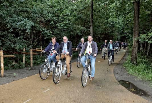 Turfroute zorgt voor economische bloei in West-Brabant, fietsende kunstliefhebbers zijn nieuwe doelgroep