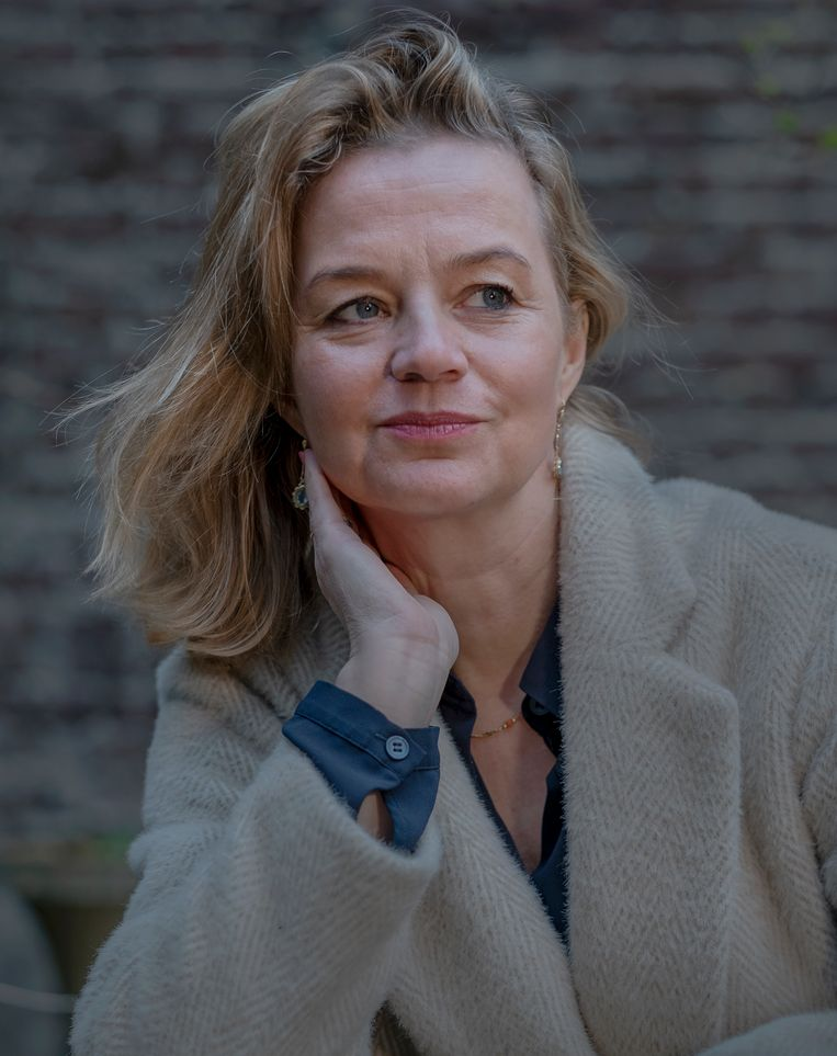Daniela Hooghiemstra. Beeld Patrick Post