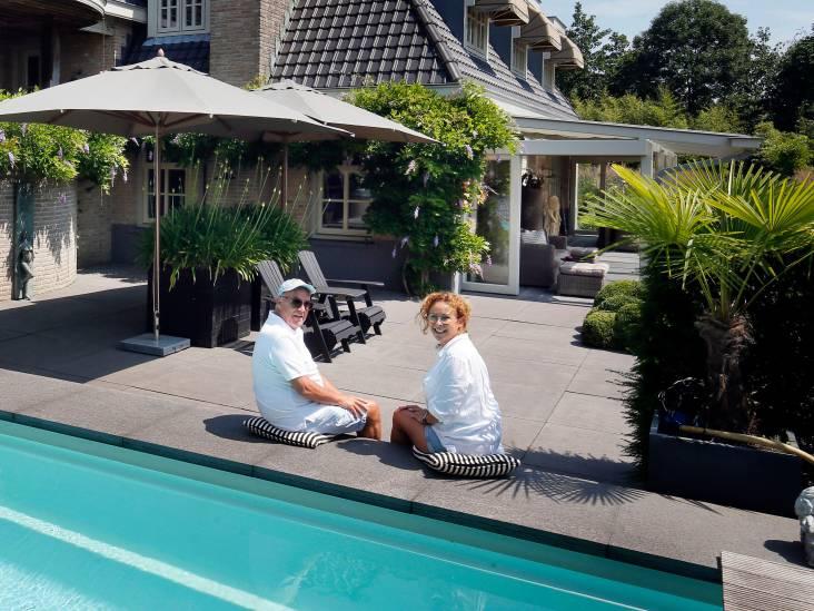 Jaap en Shirley wonen in een vrijstaande villa aan de Linge: 'Je kunt hier alles doen wat je wilt'