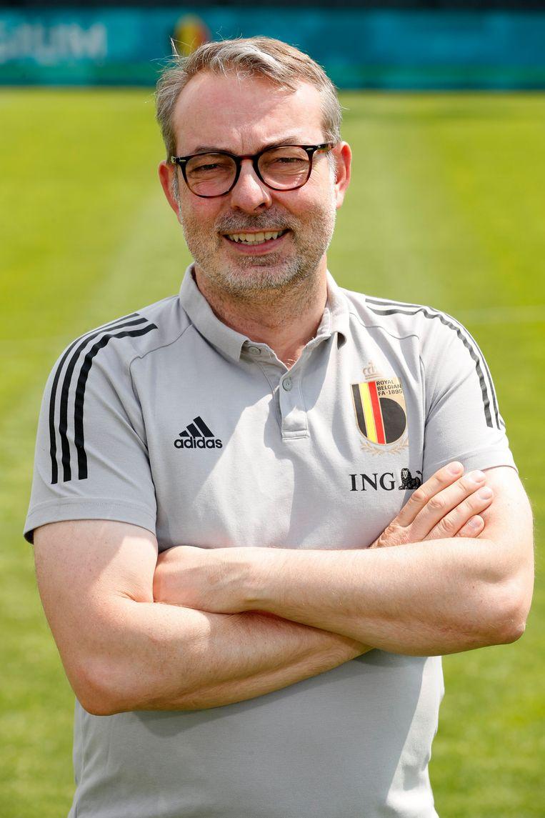 Philippe Rosier. Beeld Photo News