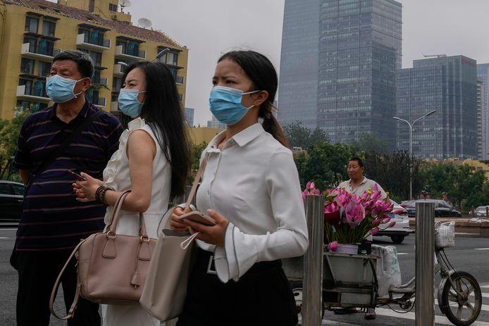 Le variant Delta a également touché, de manière limitée néanmoins, la capitale chinoise.