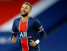 Neymar poort Simons op training en is daar heel blij mee
