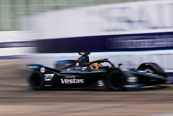 Stoffel Vandoorne a remporté sa première victoire en Formule E.