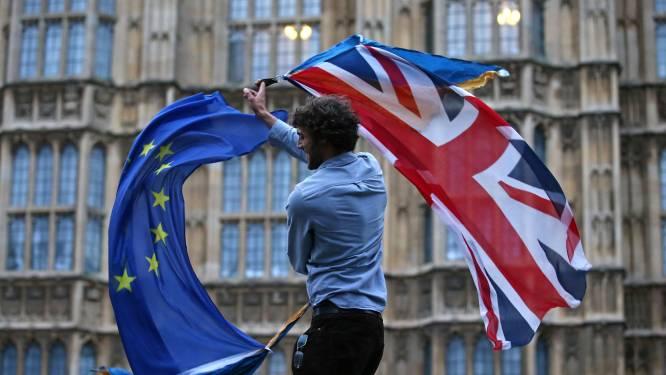 """Eerste reacties op brexit-handelsakkoord: """"Het resultaat van een standvastig Europa"""""""