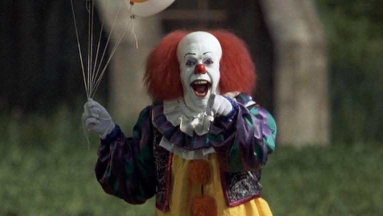 Pennywise, de clown uit Stephen Kings 'It'. Beeld null