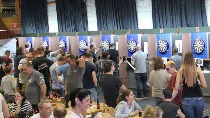 Zesde Tiens Dartstoernooi wijkt uit naar Glabbeek