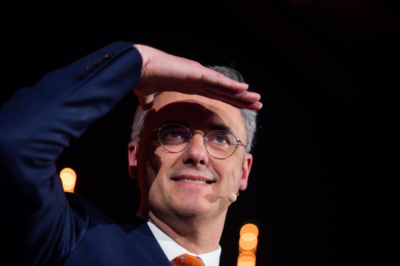 Joachim Coens kondigde tijdens zijn voorzitterscampagne al aan dat hij vaker de leden wilde bevragen.