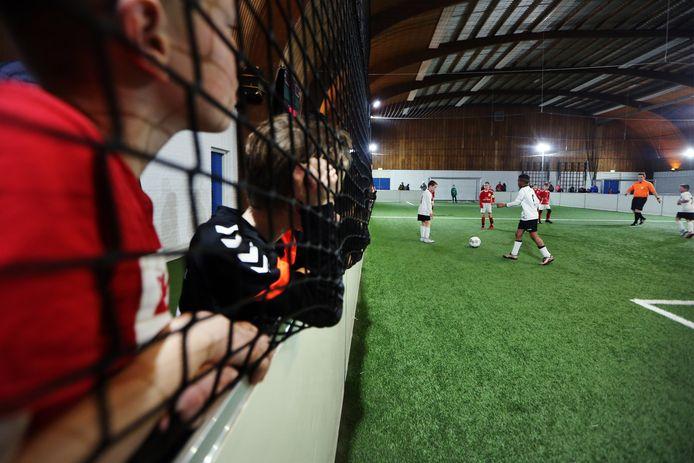 Het Dongemond Soccer Center in Geertruidenberg.