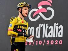 Jumbo-Visma trekt volledige ploeg terug uit de Giro