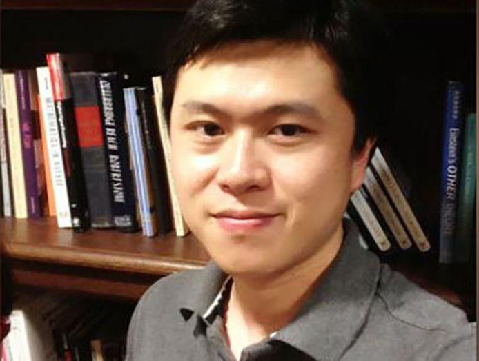 Onderzoeker Bing Liu.