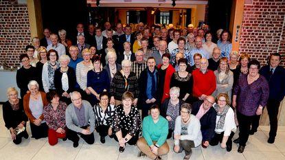 Wandelclub viert vijfendertigste verjaardag