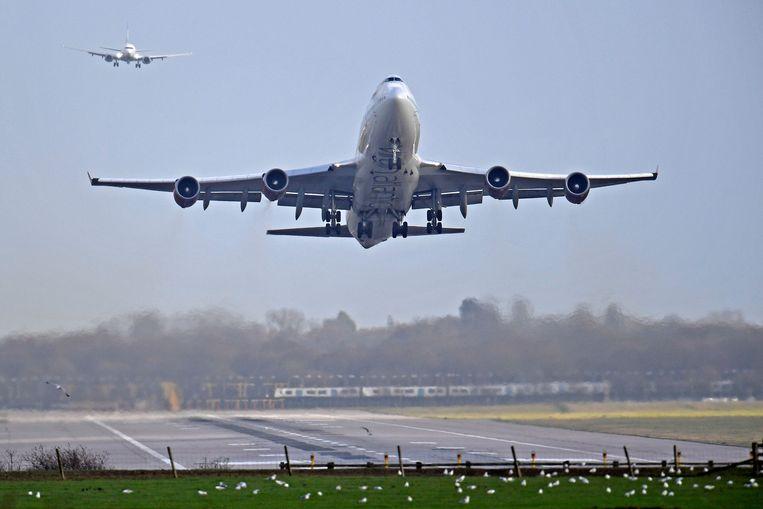 Gatwick Airport Beeld REUTERS