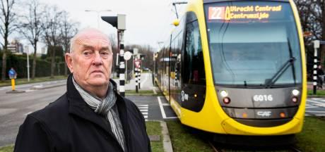 De Uithoflijn zou een 'stille tram' zijn, maar omwonenden worden 's morgens om 6 uur wakker gebonkt: 'Het gaat echt tekeer'