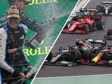 Verstappen loopt dubbele schade op in chaotische GP van Hongarije