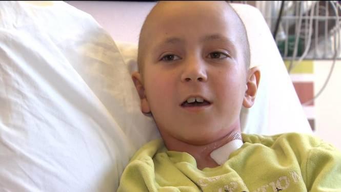 Kanker treft ruim 300 kinderen per jaar