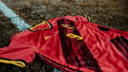 POLL. Rode Duivels maken nieuwe shirts met diagonale veeg officieel bekend: voor of tegen?