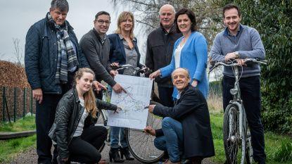 Gemeente lanceert toeristische kaart met nieuwe wandel- en fietsroutes