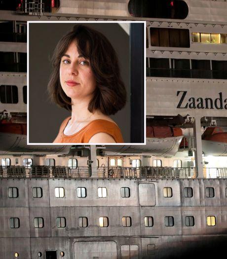 Beklemmend én bevrijdend: Arnhemse Alida zat in coronatijd maanden vast op een cruiseschip