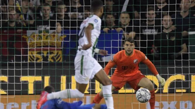 Zo knokte FC Utrecht-goalie Paes zich terug onder de lat