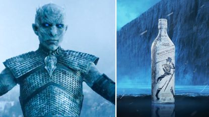 Johnnie Walker lanceert whisky speciaal voor 'Game of Thrones'-fans