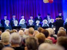 Boeremoeske krijgt vol Trefpunt in Eindhoven aan 't zingen