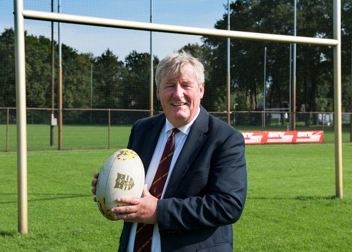 Michiel Campagne: ,,Rugby is een echte teamsport waar ieder kind heel veel van kan leren, zodat ze uiteindelijk klaar zijn voor de maatschappij.''